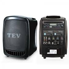 TEV TA-330 Portable & Rechargeable PA System
