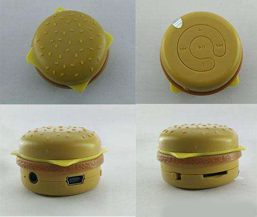 BURGER SHAPE MP3 PLAYER