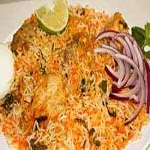Ghoroa Biryani food