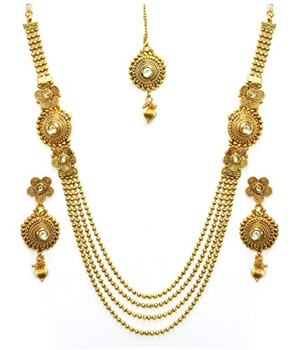 gold plated ornaments set i1