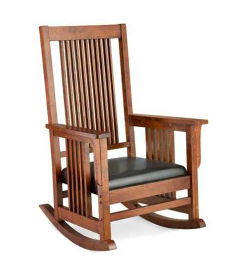 Rocking Chair Drawing Room Furniture