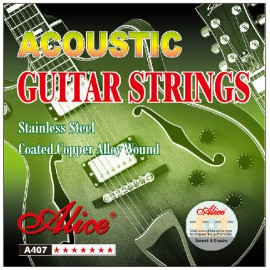 Alice Acoustic Guitar String