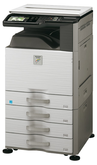 Sharp MX-M1810U Multifunctional Full Color Network Photocopier
