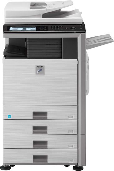 Sharp MX-M453U Multifunctional Photocopier With A3 Scanner + Laser Printer