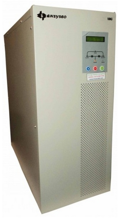 10kVA Power Backup True Online UPS System