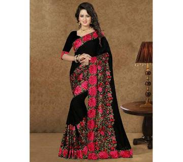Georgette saree for women