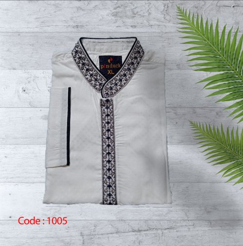 Soft Cotton punjabi for man